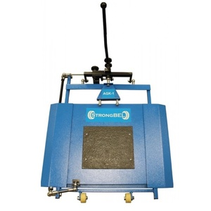 Тестер проверки люфтов с нагрузкой на ось до 3-х тон STRONGBEL AGK-1