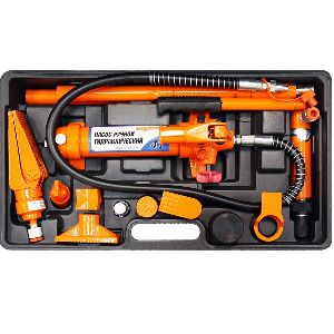 Набор гидравлического инструмента для кузовного ремонта 4 т. 18 предметов 55519