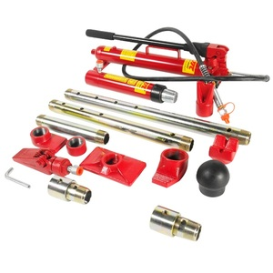 Набор инструментов для кузовных работ 21 предмет JTC-HB510
