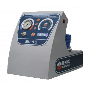 Установка для промывки инжекторов без снятия 1 контур (бензин)