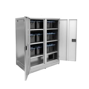 Шкаф для хранения аккумуляторов ИБП КРОН-ШМА-02.1500