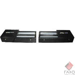 Универсальный двухскоростной модульный тормозной стенд для легковых и грузовых автомобилей СТМ-18000
