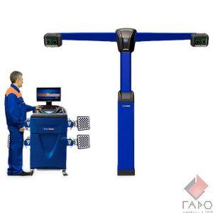 Стенд развал-схождение 3D с 4-мя камерами ТехноВектор 7 V7204 TS