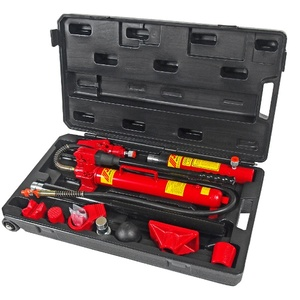 Набор инструментов для кузовных работ гидравлический 17 предметов JTC-HB210